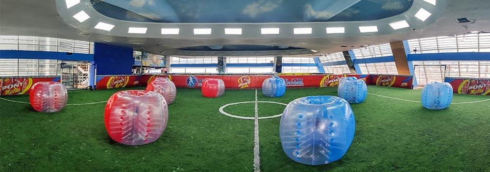 Cancha de futbol techada Elite del Futbol 2