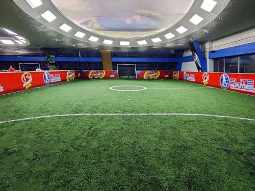 Cancha de futbol techada Elite del Futbol 4